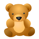File:Teddy bear 128.png