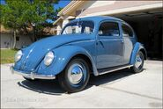 1952 Volkswagen Beetle