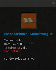 File:Weaponsmith Recipe Snaketongue 80 rare.png