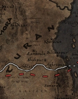 Turan Map