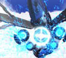 Super-Graviton Cannon