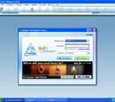 AOL Login Interface