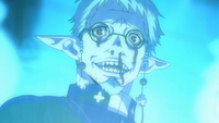 Satan possessing Shiro