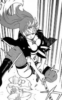 Shura kills a Bariyon