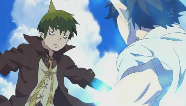 File:Amaimon Vs Rin.jpg