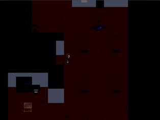 Ao Oni Plus Leechum Room