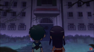 Are those... Shun and Anna