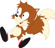 Aosth tails trace by cuddlesnowy