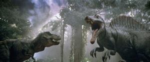 Tyrannosaurus vs. Spinosaurus