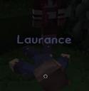 Nicole Punching Laurence