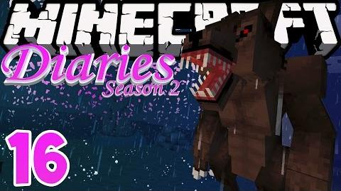 Alpha Wolf Minecraft Diaries S2 Ep