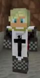 The first time we see Garroth's face