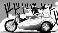 06 Iwakura and Maeda riding together