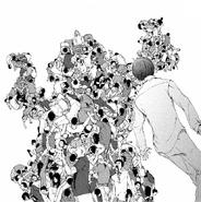 10 The Bokor's zombie body