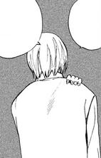 10 Yamanoi rubbing his shoulders at the JSDF