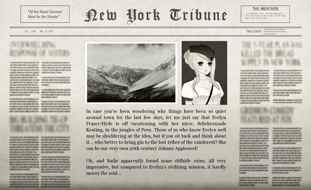 File:Main Adventure in Peru Newspaper.png