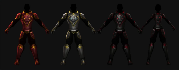 Serpent Fighter Variants-0