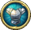 Armors Icon Button Closed Beta