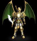 Guardian Dragon Set Male