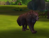 Guard Wolf