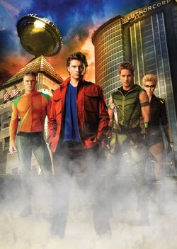 Smallville Justice League-2