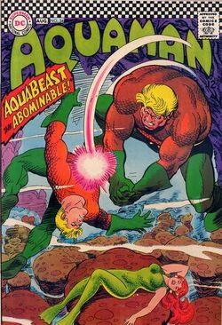 Aquaman Vol 1-34 Cover-1