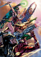 Justice League of America Vol 4-1 Cover-1 Teaser