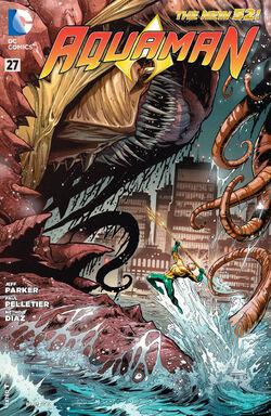 Aquaman Vol 7-27 Cover-1
