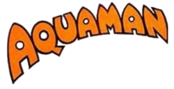 Aquaman vol 1 logo