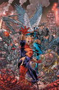 Earth 2 World's End Vol 1-25 Cover-1 Teaser