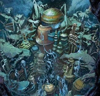 Atlantis - New 52