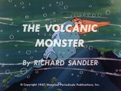 Volcanic title