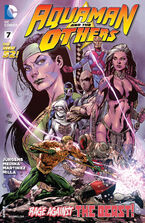 Aquaman and the Others Vol 1-7 Cover-1