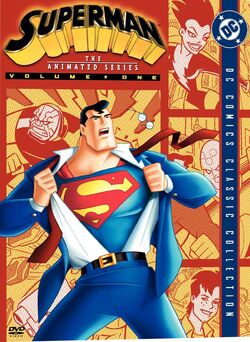 Superman animated series