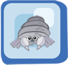 File:Fish Zebra Hermit Crab.png