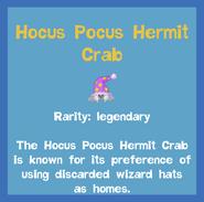Fish2 Hocus Pocus Hermit Crab