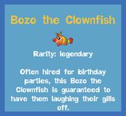 Fish2 Bozo the Clownfish