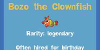 Bozo the Clownfish
