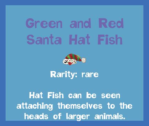 File:Fish2 Green and Red Santa Hat Fish.png