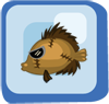 Fish Ruffian Butterflyfish