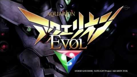 Aquarion EVOL OP 1 TV sized