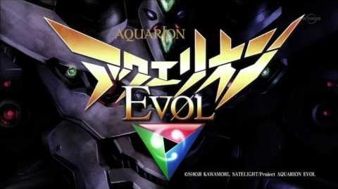 Aquarion EVOL OP 1 TV sized