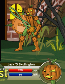 Jack 'O Skullington