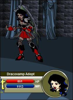 Dracovamp Adept