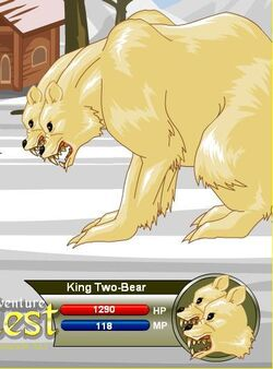 King Two-Bear