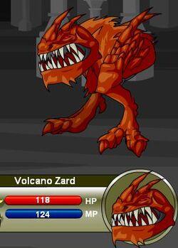 Volcano Zard