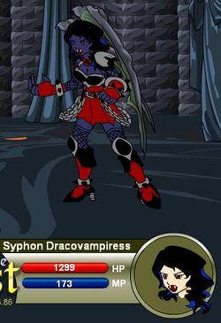 Syphon Dracovampiress