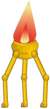 Torch Foot