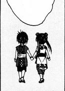Kotoha and Arata