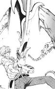 Arata Cut Down Orochi